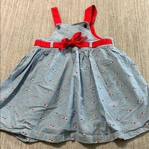 Tommy Hilfiger Whale Vintage Denim Dress 4th July